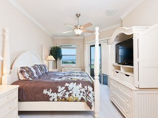 Palm Coast condo photo - Step into our heavenly master bedroom