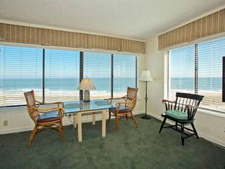 Amelia Island condo photo - Enjoy The Views From Cocktail Table