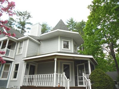 Interlaken townhouse great price for full racing season for Vacation rentals in saratoga springs ny