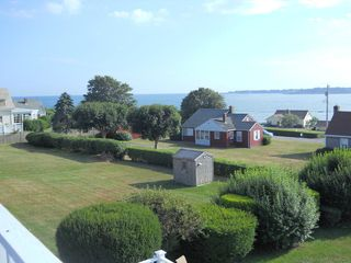 Easton's Point house photo - View from top deck