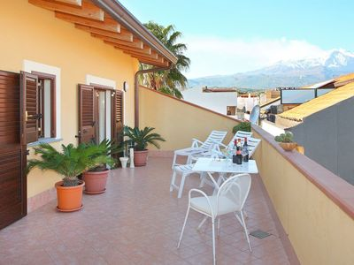 Situated near the sea , a small touristic town near Acireale (Catania)