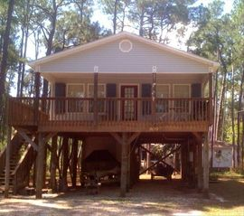 Dauphin Island house photo - Exterior photo