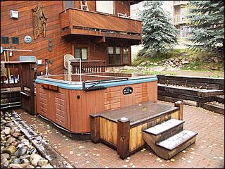 Vail house photo - Shared Outdoor Hot Tub