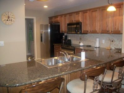 Gorgeous fully equipped kitchen