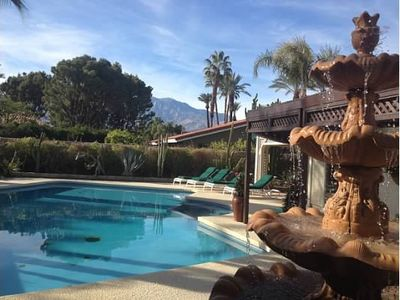 Rancho Mirage villa rental - .