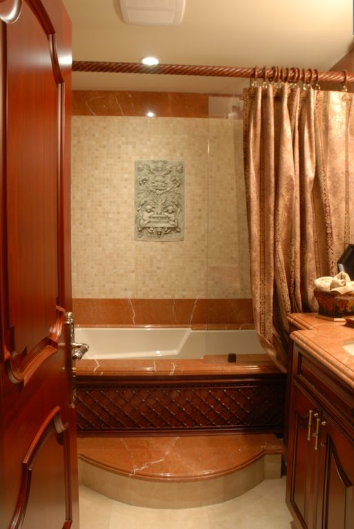 Amazing In-Suite Guest Bathroom