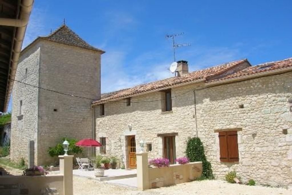 Bed and Breakfast 'Le Garry II' in Thénac in the Dordogne