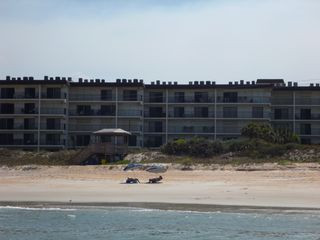 Ormond-by-the-Sea condo photo - South building view from ocean