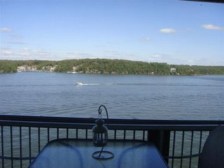 Osage Beach condo photo - What a view...Be a part of the water activities....