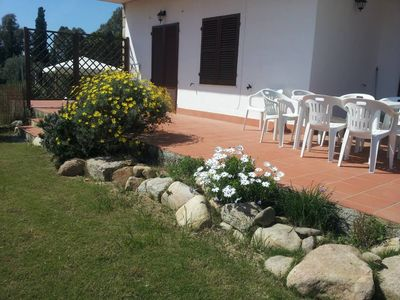 Holiday house, close to the beach, Pula, Sardinia