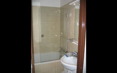 Prague 8 - Florenc apartment rental - Bathroom with bath and shower