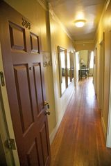 Seattle apartment photo - The entry hall. We refinished the original hardwood floors.