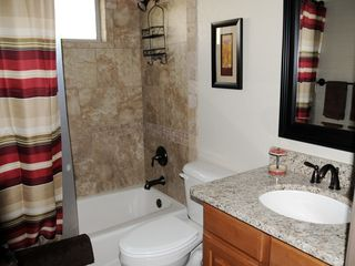 Lake Havasu City house photo - 2nd Bathroom with granite countertop