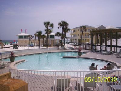 New Destin Pointe Pool