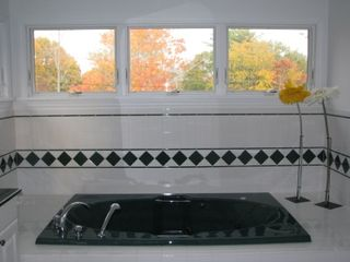 East Moriches house photo - Soaking tub