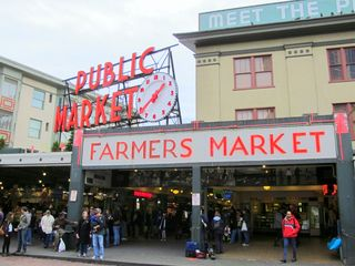 Steps away from historic Pike Place Market - Seattle apartment vacation rental photo