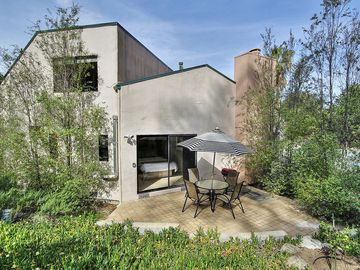 Santa Barbara cottage rental - Home Exterior - Smart, modern design makes excellent use of space.