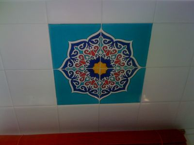 Bathroom Tile Ceiling