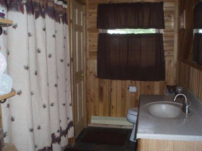 Lake Vermilion cabin rental - .
