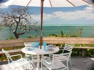 Elbow Cay and Hope Town estate photo - Formal dining or dine alfresco