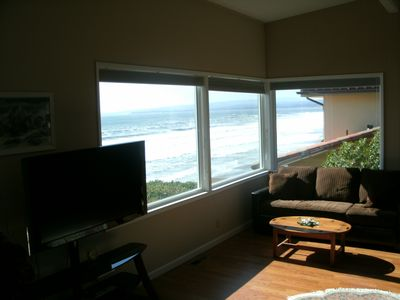 Santa Cruz house rental - Family Room