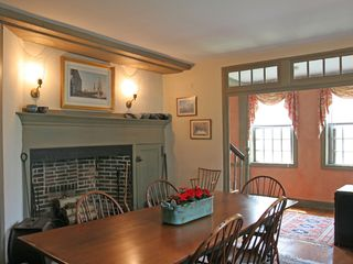 Nantucket Town house photo - Dining Room - View No. 1