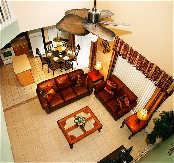 Family Room & Breakfast Area