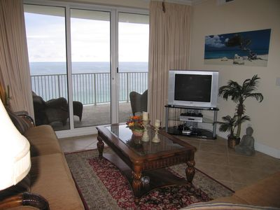 Living room - Ocean View