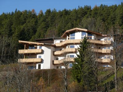 with stunning panoramic views and the Tyrolean mountains