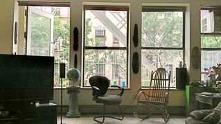 Greenwich Village condo photo - Living Room 01