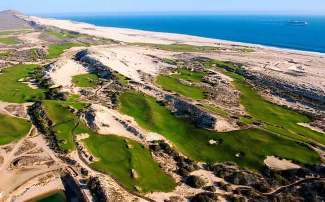 Cabo San Lucas Golf - Los Cabos Golf Resort, Resorts and ... |Cabo San Lucas Golf Courses Map