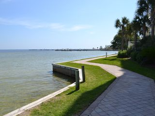 Fort Walton Beach condo photo - Walk along the Bay