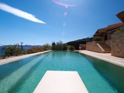 Peaceful house, 300 square meters , Le Lavandou