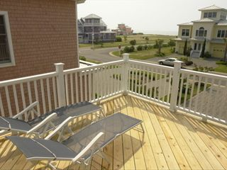 Cape Charles house photo - Top Deck w Bay View