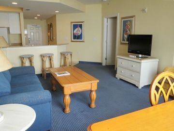 Fort Myers Beach condo rental - Living Room 2
