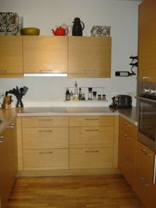 South Iceland apartment rental - The kitchen
