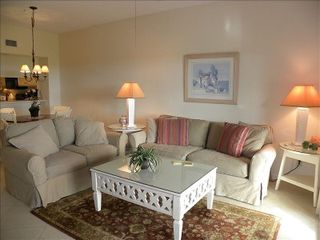 Amelia Island condo photo - Living Room