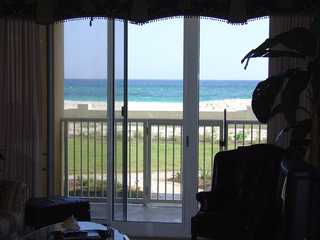 Beachfront 4 Bedroom 3 Bath Ground Floor Vrbo
