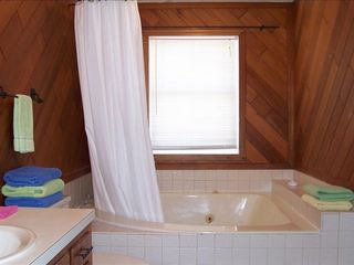 Ponte Vedra Beach house photo - Master Bath with Jacuzzi and Shower