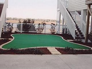 Cherry Grove Beach house photo - Putting Green