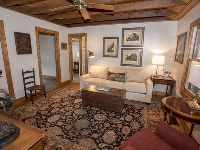 Cabell Cottage Offers The Perfect Getaway.