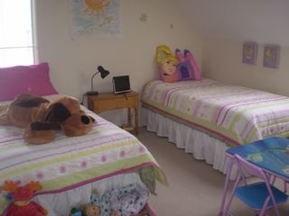 Waterville Valley condo photo - this room now has a set of bunks + a twin