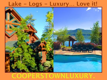 Cooperstown lodge rental