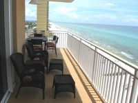 WINDSONG!! Two Mbrs on the Gulf+ Bunks ! Fabulous Balcony and Beach Service