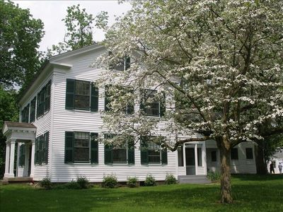 Cleveland farmhouse rental - Stanford House in Spring