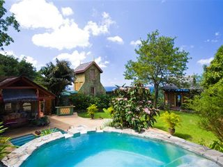 Soufriere villa photo