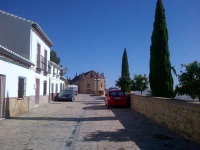 Andalucian Townhouse In Quiet Historic Quarter Of Antequera
