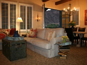 La Quinta villa rental - Living Room