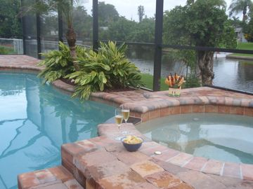 Cape Coral villa rental - water paradise