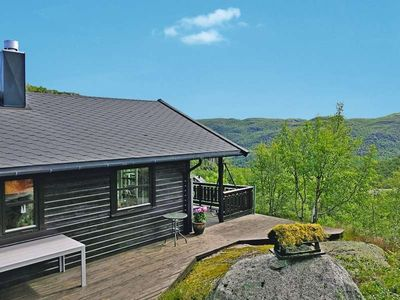 Vacation home Ljosland  in Åseral, Southern Norway - 6 persons, 3 bedrooms
